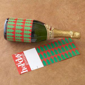 karácsonyi pezsgő
